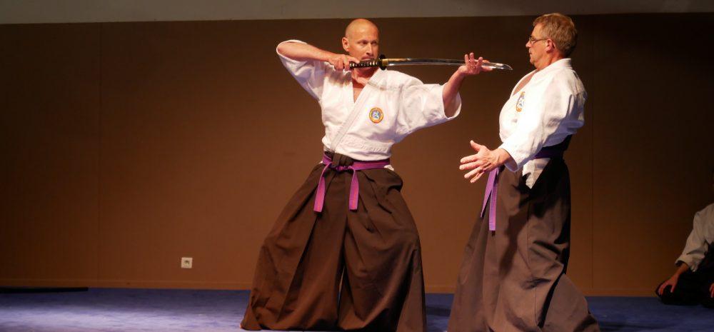 Gala des arts martiaux d'Aubignan